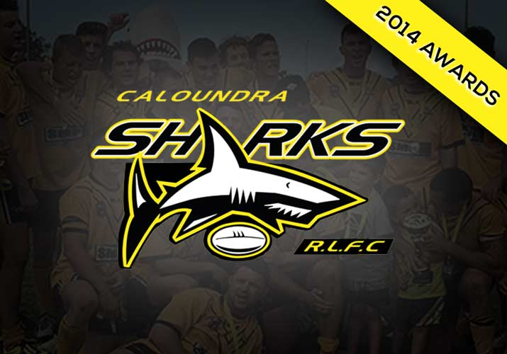 Caloundra Sharks awards